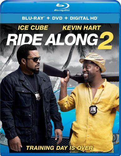 Миссия в Майами / Ride Along 2 (2016) HDRip