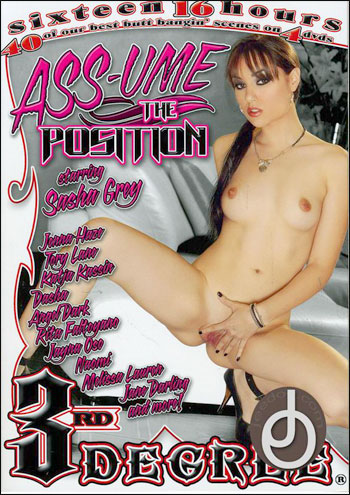 Постер:Примите позу / Ass-Ume The Position (2009) DVDRip