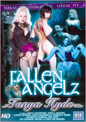 Harmony - Падшие Ангелы / Fallen Angelz (2012) DVDRip |