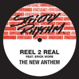 (House, Euro House) [WEB] Reel 2 Real feat. Erick More - The New Anthem - 1992, FLAC (tracks), lossless