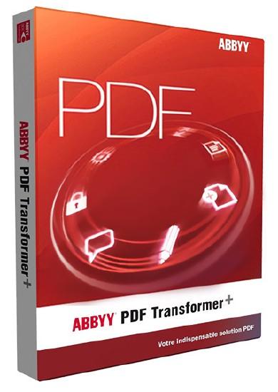 ABBYY PDF Transformer+ 12.0.104.225 RePack by KpoJIuK [Multi/Ru]