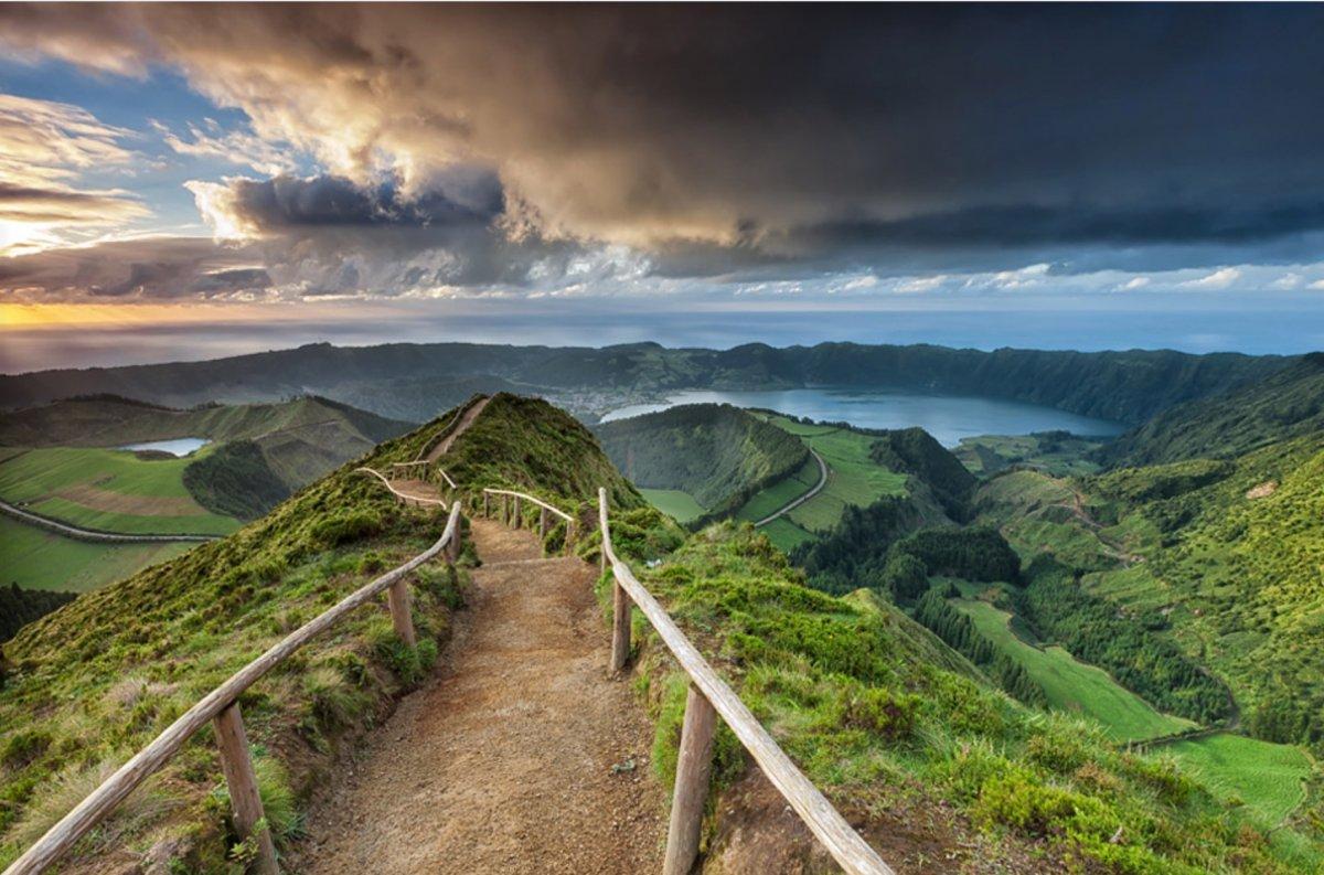 Красивый пейзаж 1