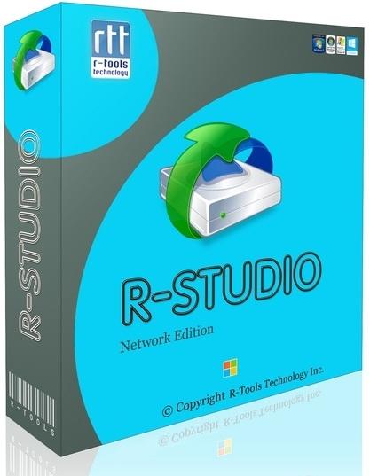 R-Studio 8.0 Build 164541 Network Edition RePack (& portable) by D!akov [Multi/Ru]