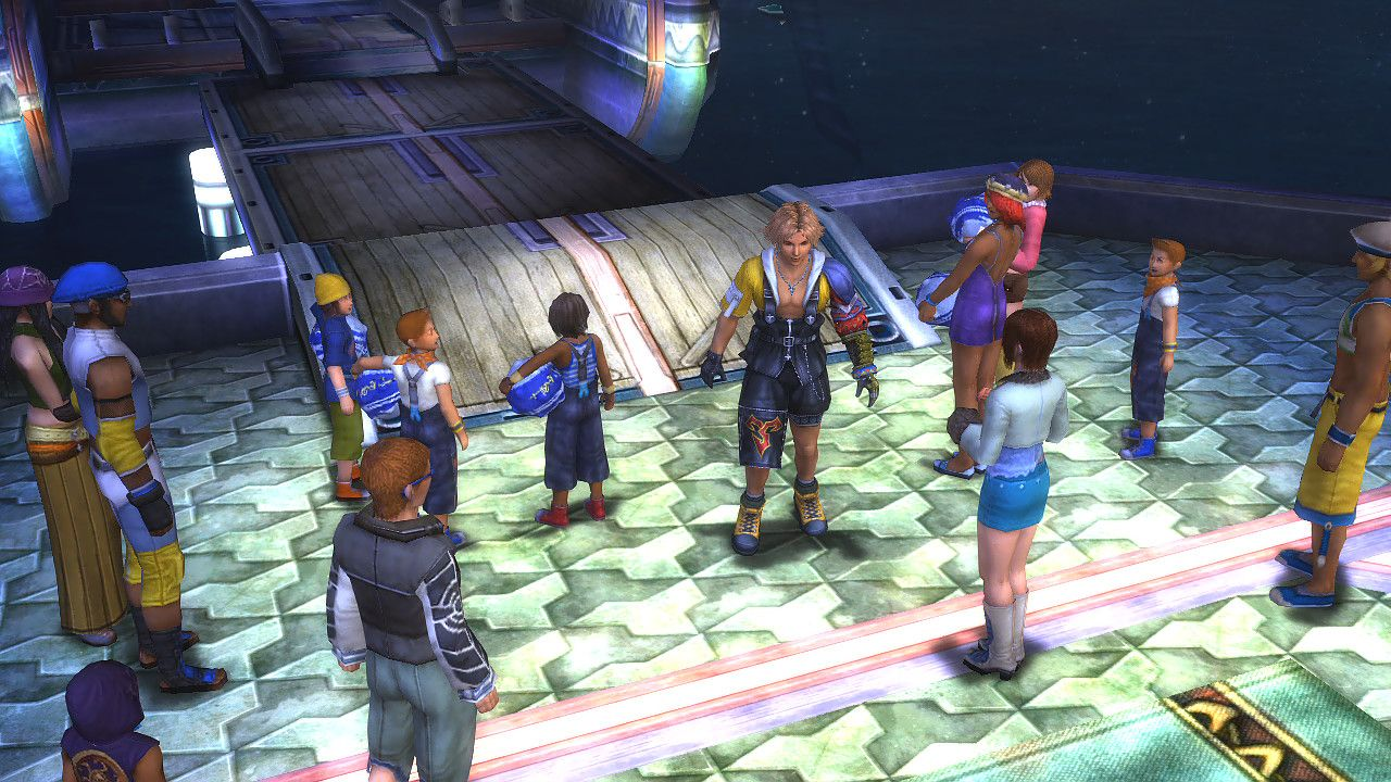 FINAL FANTASY X/X-2 HD Remaster | PC | Лицензия
