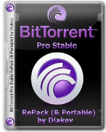 BitTorrent Pro 7.9.9 Build 42924 Stable RePack (& Portable) by D!akov [Multi/Ru]