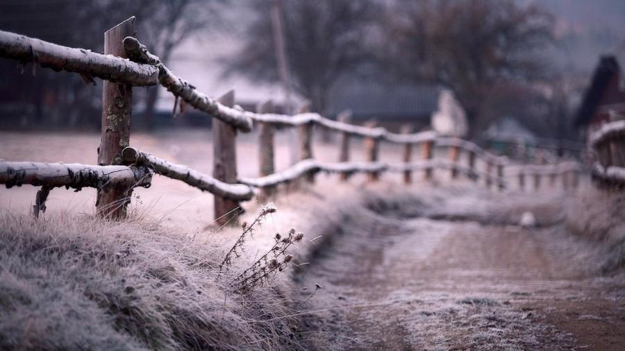 Заснеженная тропа