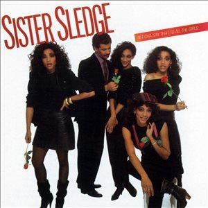 Sister Sledge - The Studio Album Collection 1975-1985 (2014) [Hi-Res stereo]