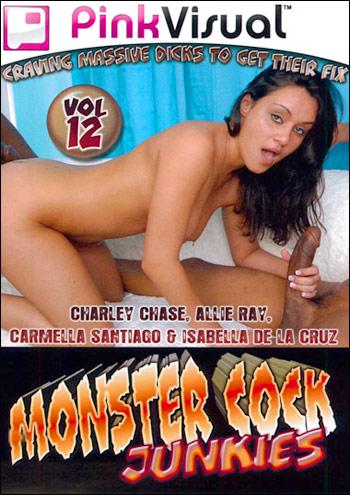 Pink Visual - Наркоманы чудовищных членов 12 / Monster Cock Junkies 12 (2012) DVDRip |