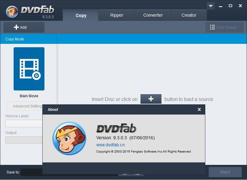 DVDFab 9.3.0.3 | nsane.down