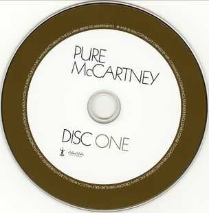 Paul McCartney - Pure McCartney [2CD] (2016)