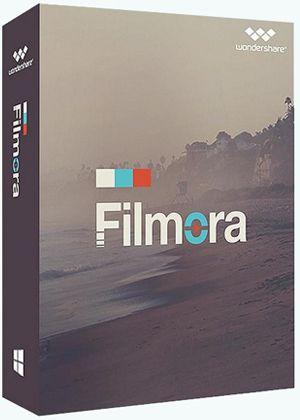 Wondershare Filmora 8.2.5.1 + Большой набор плагинов /  Repack by max2008a / ~rus-eng~