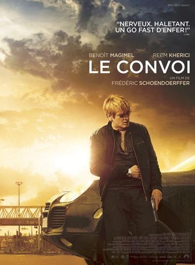 Конвой / Le convoi (2016) BDRip [H.264] [AVO]