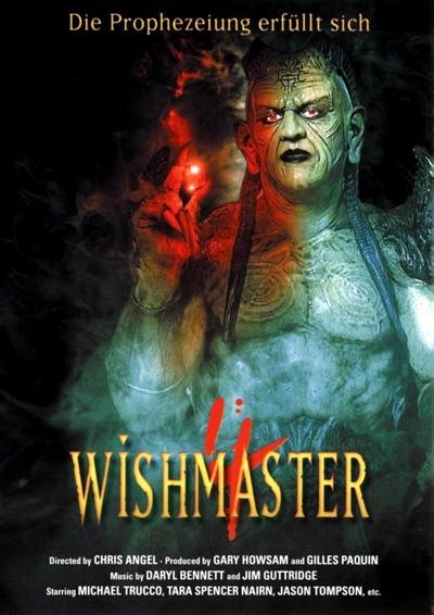 Исполнитель желаний 4: Пророчество сбылось / Wishmaster 4: The Prophecy Fulfilled (2002) WEB-DLRip [H.264]