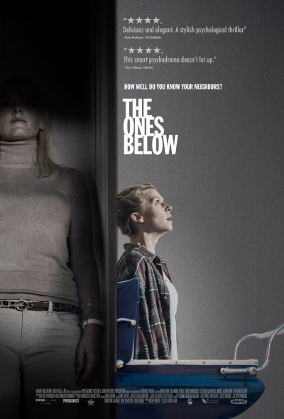 Этажом ниже / The Ones Below (2015) WEB-DLRip [VO]