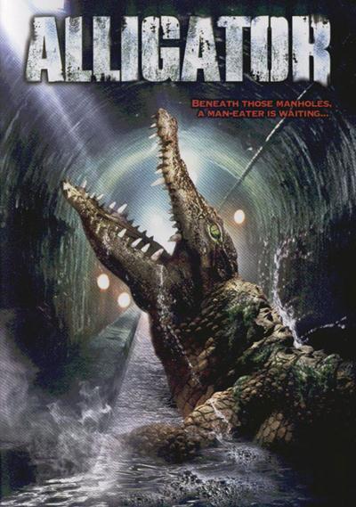 Аллигатор / Alligator (1980) DVDRip [H.264]