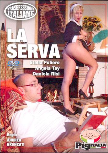 Служанка / La Serva / Eine Geile Gesellschaft (2007) DVDRip |