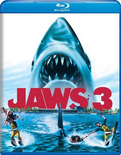 Челюсти 3 / Jaws 3-D (1983) BDRip 720p | P