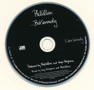 Phil Collins - ...But Seriously [Deluxe Edition 2CD] (2016)