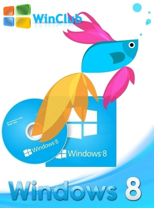 Windows 8.1 with update 3 (x86.x64) czerwiec 2016 winclub PL
