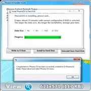 Phoenix OS 1.0.9 RC (x86, x86-64) 1xCD