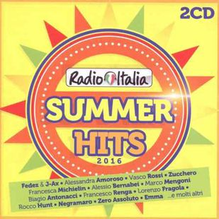 Radio Italia - Summer Hits 2016 [2CD] (2016)