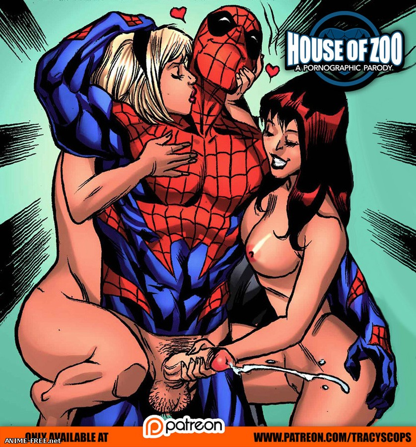 Tracy Scops / Tracyscops [Uncen] [ENG] Porno Comics