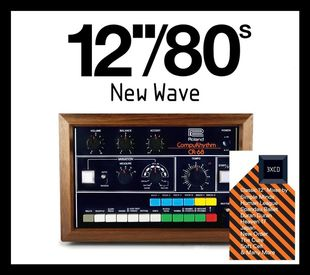 12'' 80s New Wave [3CD] (2014)