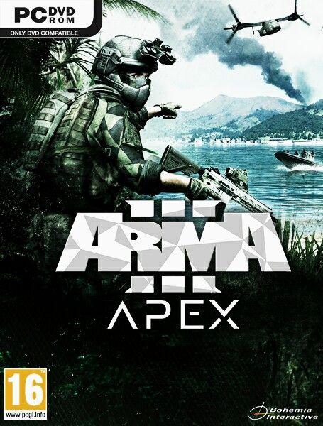Arma III Apex (2016) CODEX / POLSKA WERSJA J�ZYKOWA