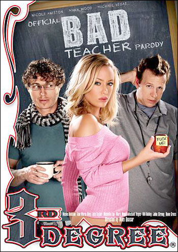 Очень плохая училка, XXX Пародия / Official Bad Teacher Parody (2011) DVDRip |
