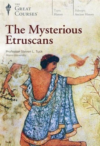 TTC Video The Mysterious Etruscans 2016 TUTORiAL
