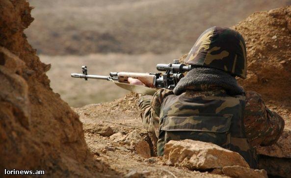 Ադրբեջանական կրակոցից Լեռնային Ղարաբաղում զինծառայող է վիրավորվել
