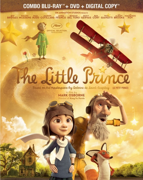 Маленький принц / The Little Prince (2015) HDRip от MegaPeer | Лицензия