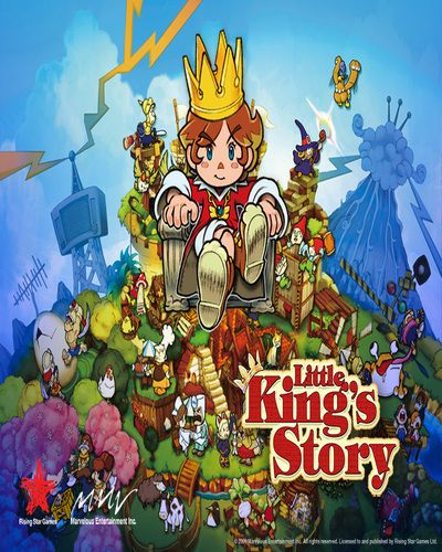 Little King's Story 2016-PLAZA