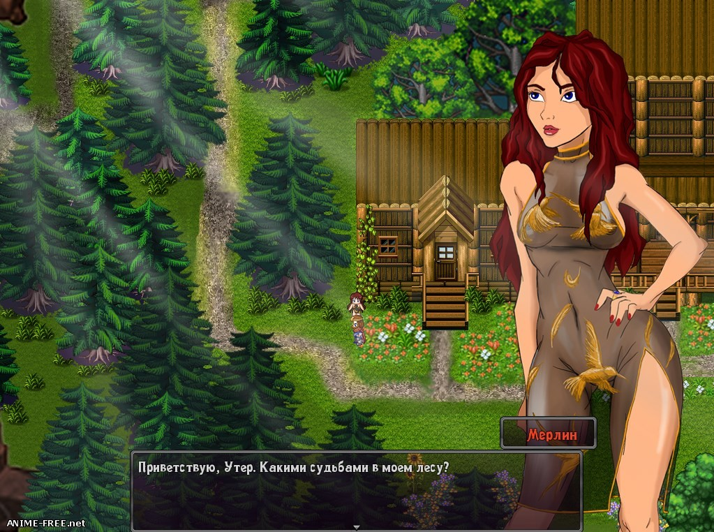 Camelot: The Game [2016-2017] [Uncen] [RPG] [ENG] H-Game