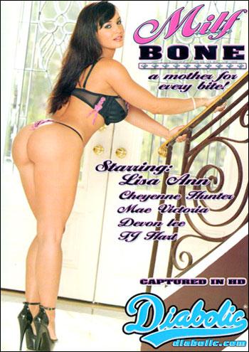 Постер:Diabolic - Мамочкины кости / MILF Bone (2007) DVDRip