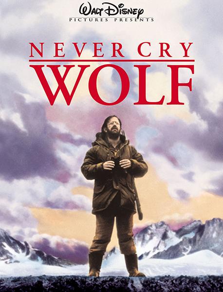 Не зови волков / Не кричи 'Волки!' / Never Cry Wolf (1983) WEB-DL 1080p | D