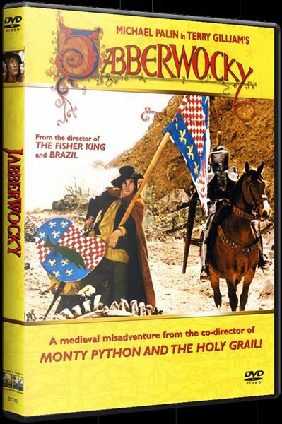 Джабервоки / Бармаглот / Jabberwocky (1977) DVDRip | P, A