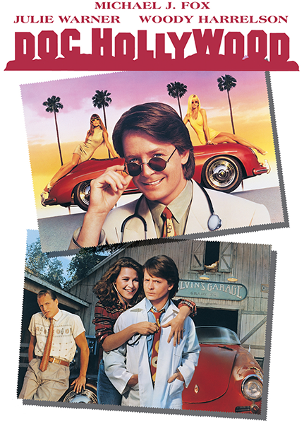 Доктор Голливуд / Doc Hollywood (1991) WEB-DLRip от MegaPeer | D, P, A