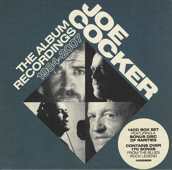 Joe Cocker - The Album Recordings 1984-2007 [14CD Box Set] (2016) FLAC