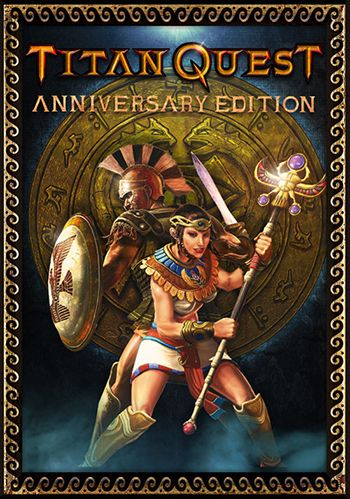 Titan Quest: Anniversary Edition [v 1.43] (2016) PC | Лицензия