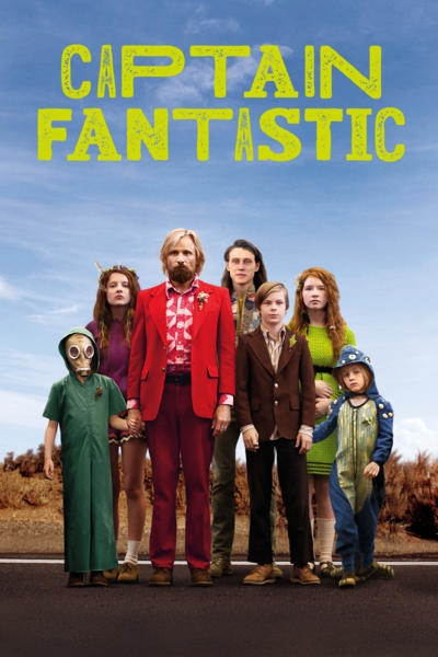Капитан Фантастик / Captain Fantastic (2016) WEB-DL [720p] ATV