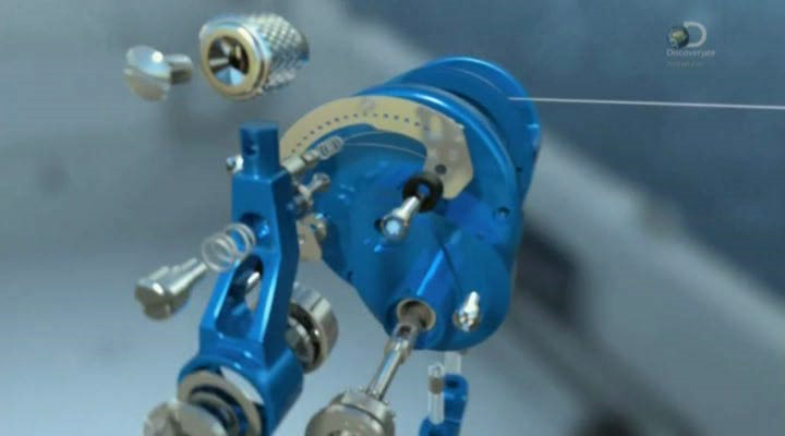 Discovery. Как работают машины [01-07 серии] | HDTVRip