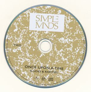 Simple Minds - Once Upon A Time [5CD Deluxe Box Set] (2015)