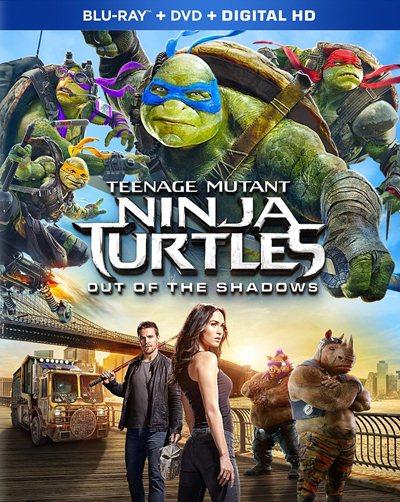 ���������-������ 2 / Teenage Mutant Ninja Turtles: Out of the Shadows (2016) BDRip 720p �� k.e.n | ��������