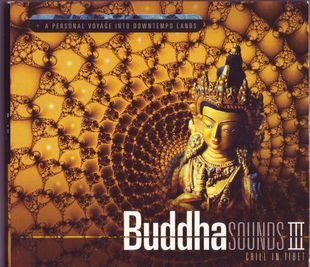 Music Brokers presents Buddha Sounds - Volume 1, 2, 3, 4, 5, 6 (2002-2011)