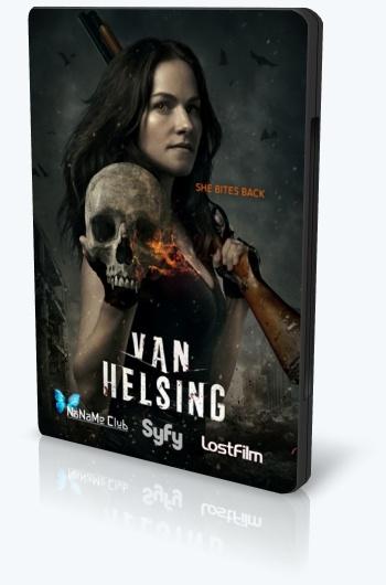 Ван Хельсинг / Van Helsing (2018) WEB-DLRip [H.264] (сезон 3, серии 1-6 из 13) LostFilm [MP4|1280x720] (обновляемая)