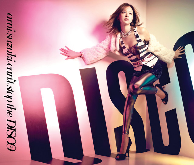 20160930.11.01 Ami Suzuki - can't stop the DISCO cover 1.jpg
