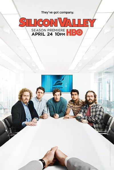 Силиконовая долина / Кремниевая долина / Silicon Valley (2016) HDTVRip [H.264/720p-LQ] (сезон 3, серии 1-10 из 10) [En/En sub]