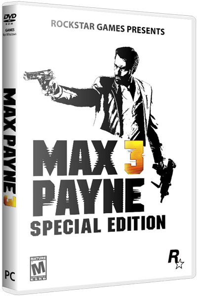 Max Payne 3: Complete Edition [v 1.0.0.196] (2012) PC | RePack