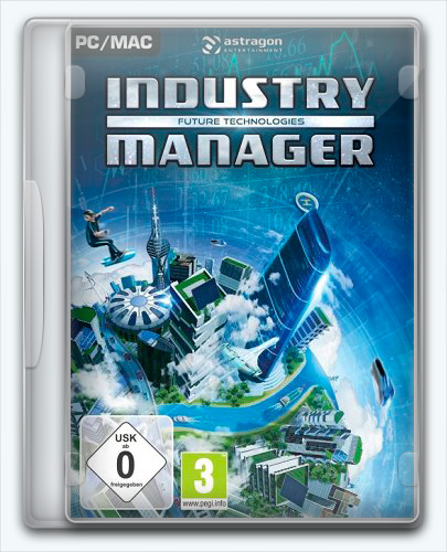 Industry Manager: Future Technologies (2016) [Ru/Multi] (1.0.9) License HI2U